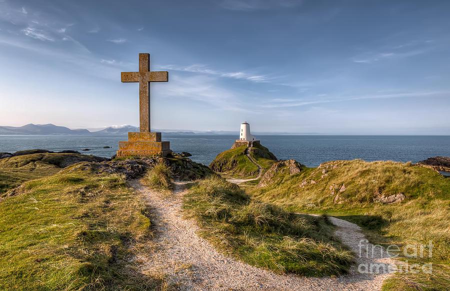 Anglesey Photograph - Llanddwyn Island by Adrian Evans