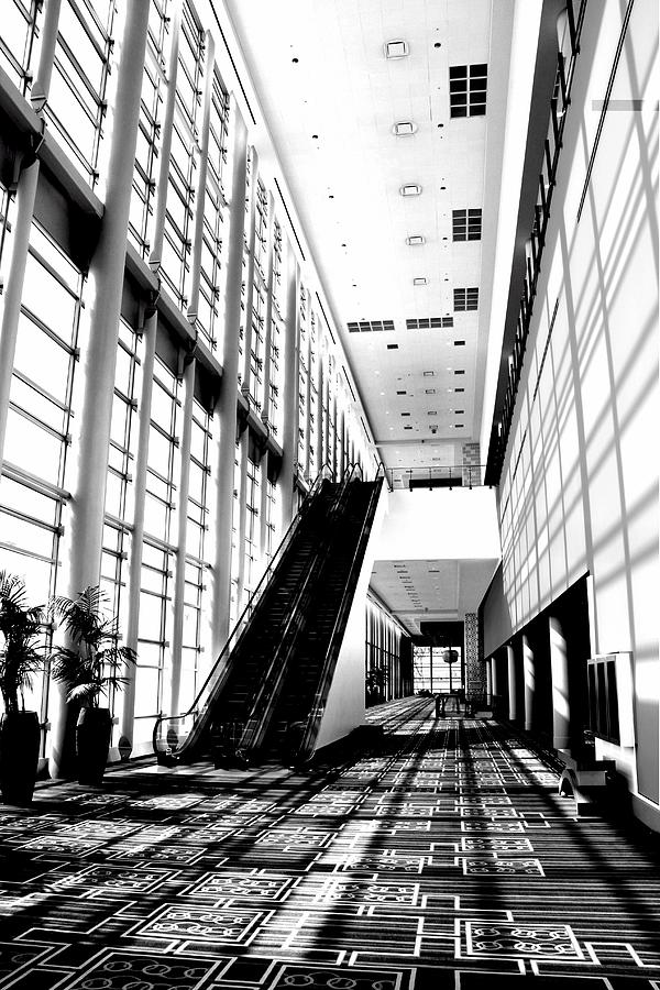 Hotel Photograph - Lobby by Scott Brown