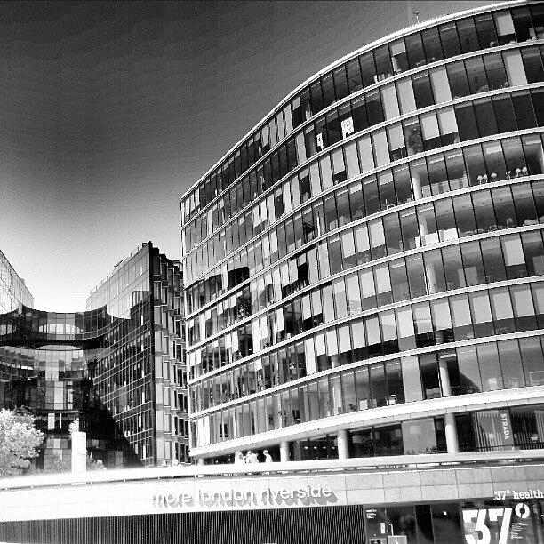 England Photograph - #london #instacanvas #uk #london2012 by Abdelrahman Alawwad