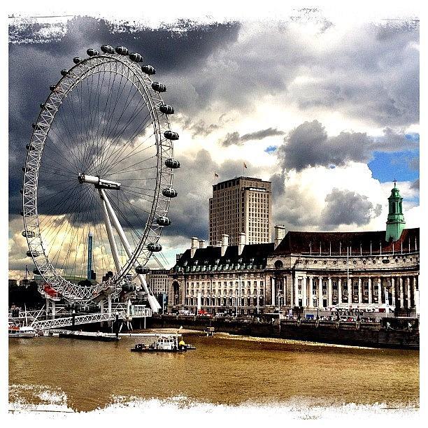 Building Photograph - London by Mark B