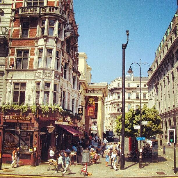 Beautiful Photograph - London Streets, #street #streetphoto_bw by Abdelrahman Alawwad