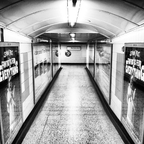 England Photograph - London Undergrounds! #london by Abdelrahman Alawwad