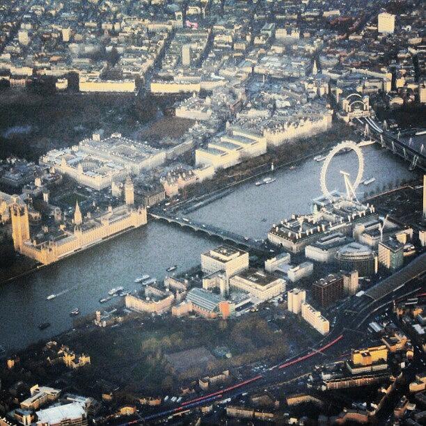 Bigben Photograph - #londoneye #bigben #thetimes #river by Abdelrahman Alawwad