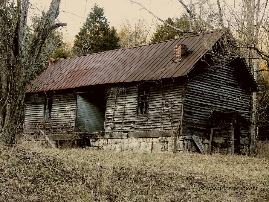 Tn Photograph - Long Ago by EricaMaxine  Price
