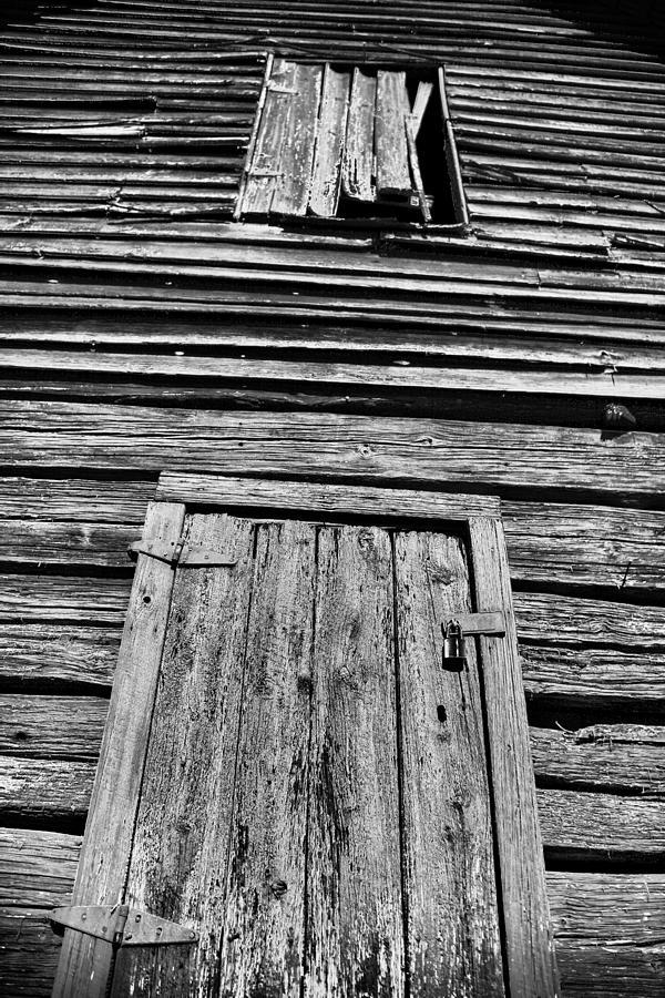 Barn Photograph - Long Tall Barn by Greg Sharpe