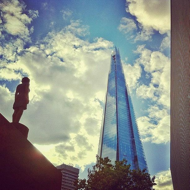 Urban Photograph - Look To The Future by Samuel Gunnell