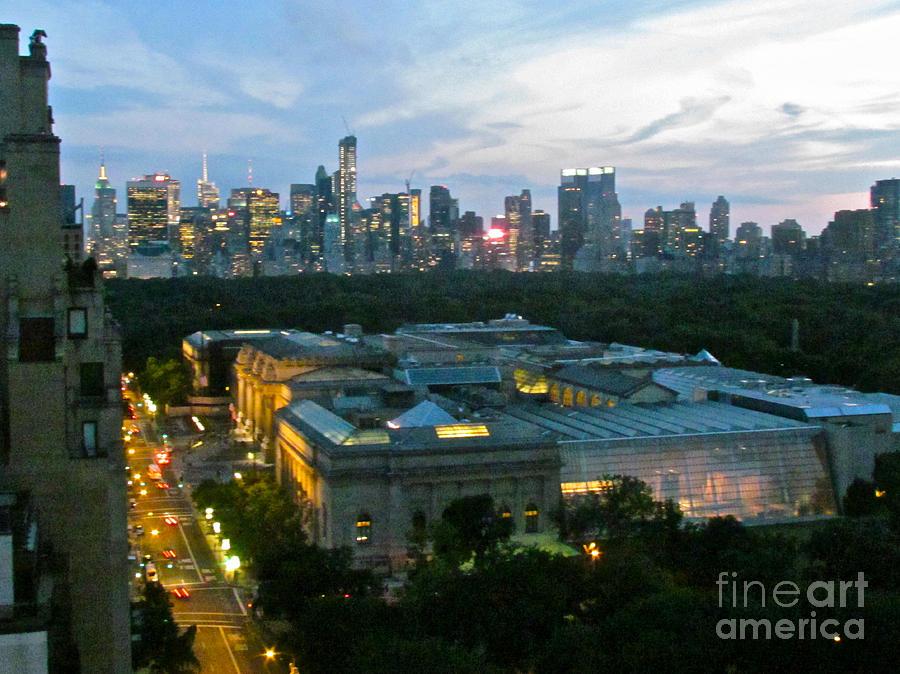 Skyline Photograph - Looking South Nyc by Randi Shenkman