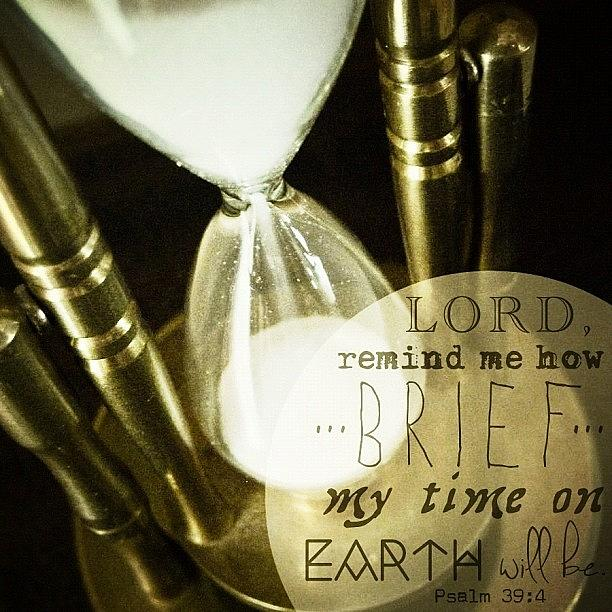 """Love Photograph - """"lord, Remind Me How Brief My Time On by Traci Beeson"""