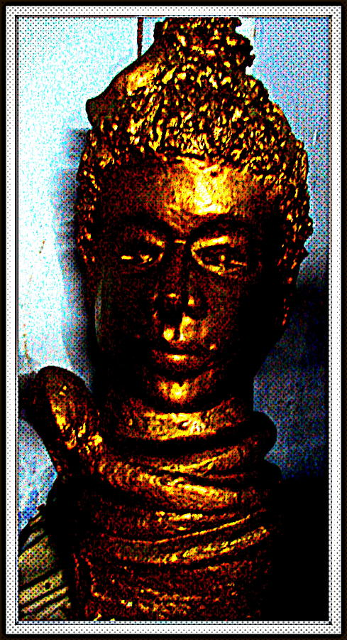 Sculptures Sculpture - Lord Shiva by Anand Swaroop Manchiraju