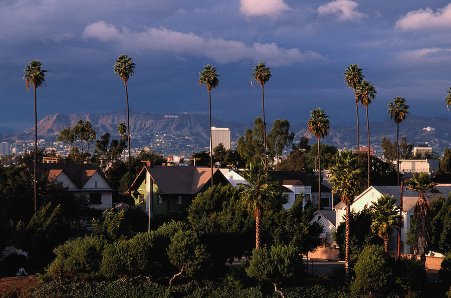Horizontal Photograph - Los Angeles, California by Larry Brownstein