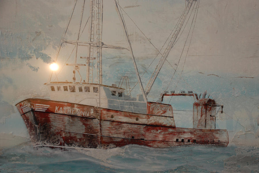 Lost Photograph - Lost At Sea by Jim Cook