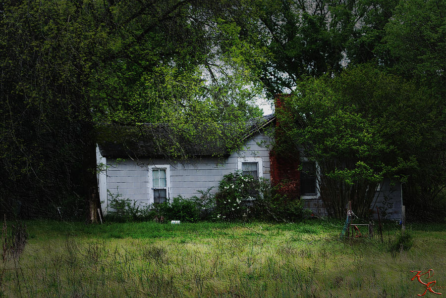 Abandoned Photograph - Lost In Time by Kelly Rader