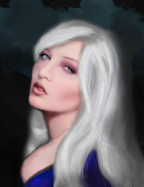 Digital Painting Digital Art - Lost by Trish Gaines