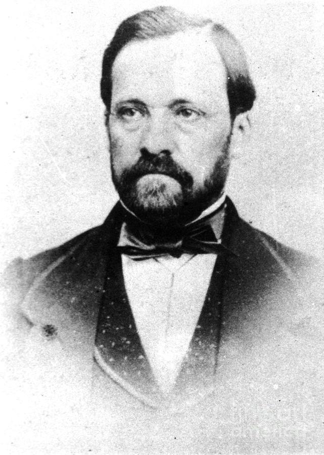 Medicine Photograph - Louis Pasteur, French Chemist by Science Source