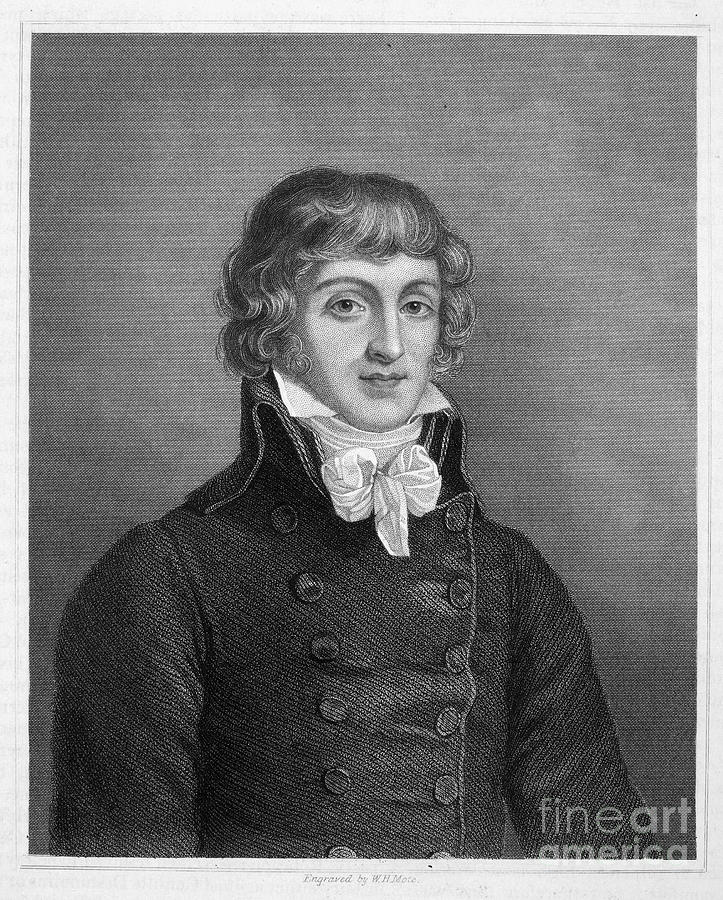 18th Century Photograph - Louis Saint-just (1767-1794) by Granger