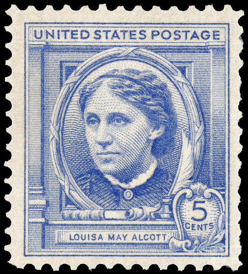 1940 Photograph - Louisa May Alcott (1832-1888) by Granger