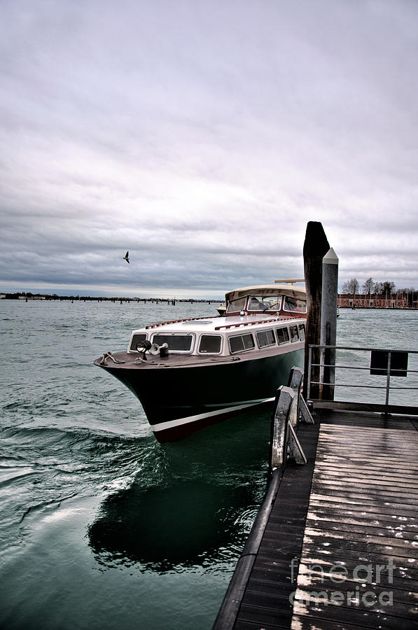 Boat Photograph - Love It... by Uros Zunic