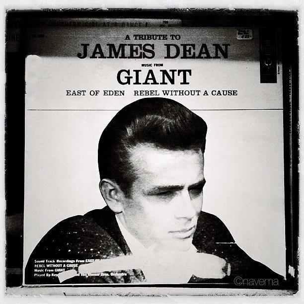 Blackandwhite Photograph - Love James Dean by Natasha Marco
