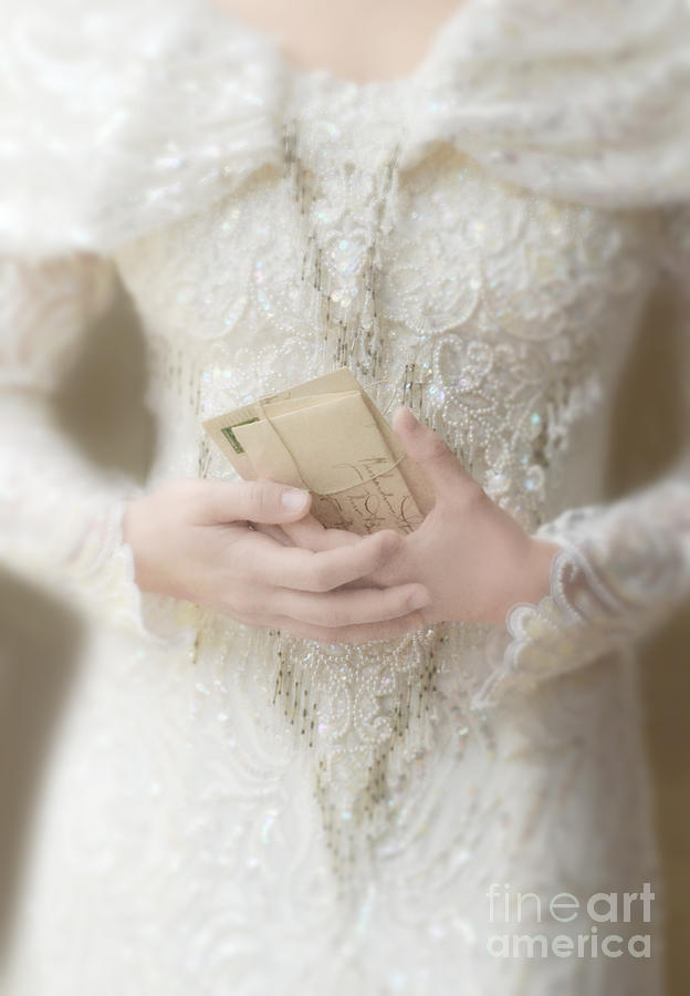 Beautiful Photograph - Love Letters by Jill Battaglia