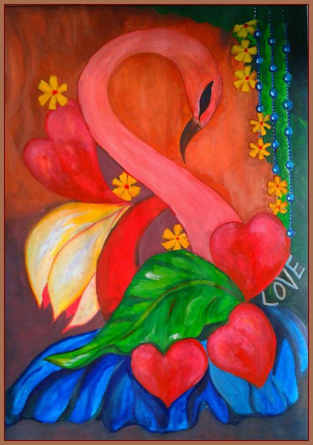 Love Painting By Madhuri Ramteke