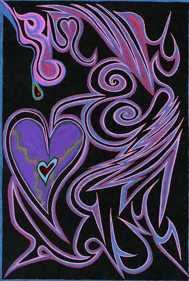 Love So Precious Digital Art - Love So Precious by Kenneth James