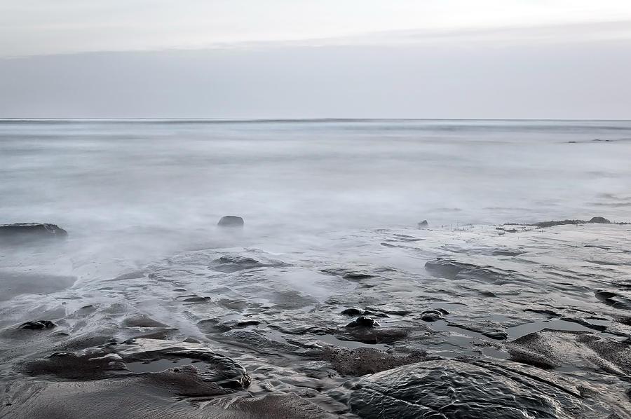 Bay Photograph - Low Tide by Svetlana Sewell