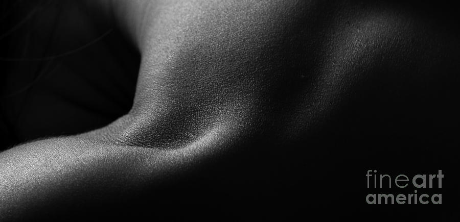 Nude Photograph - Lr004 by Catherine Lau