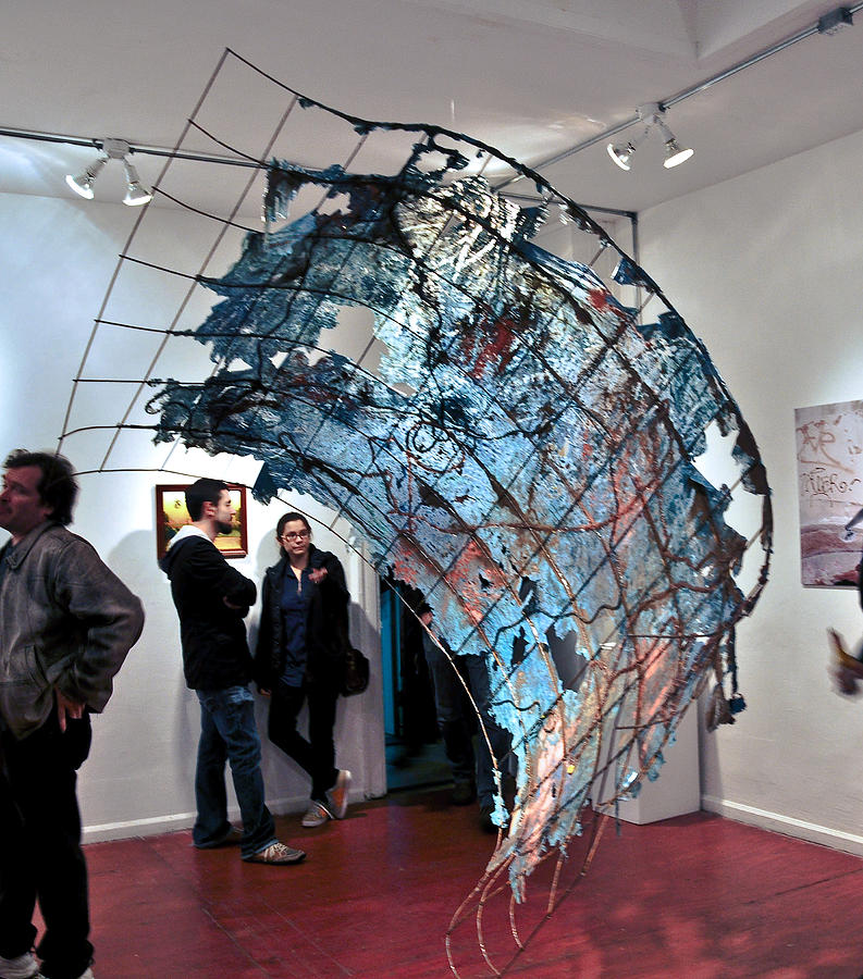 Lucent Arch Sculpture by Marc DAgusto