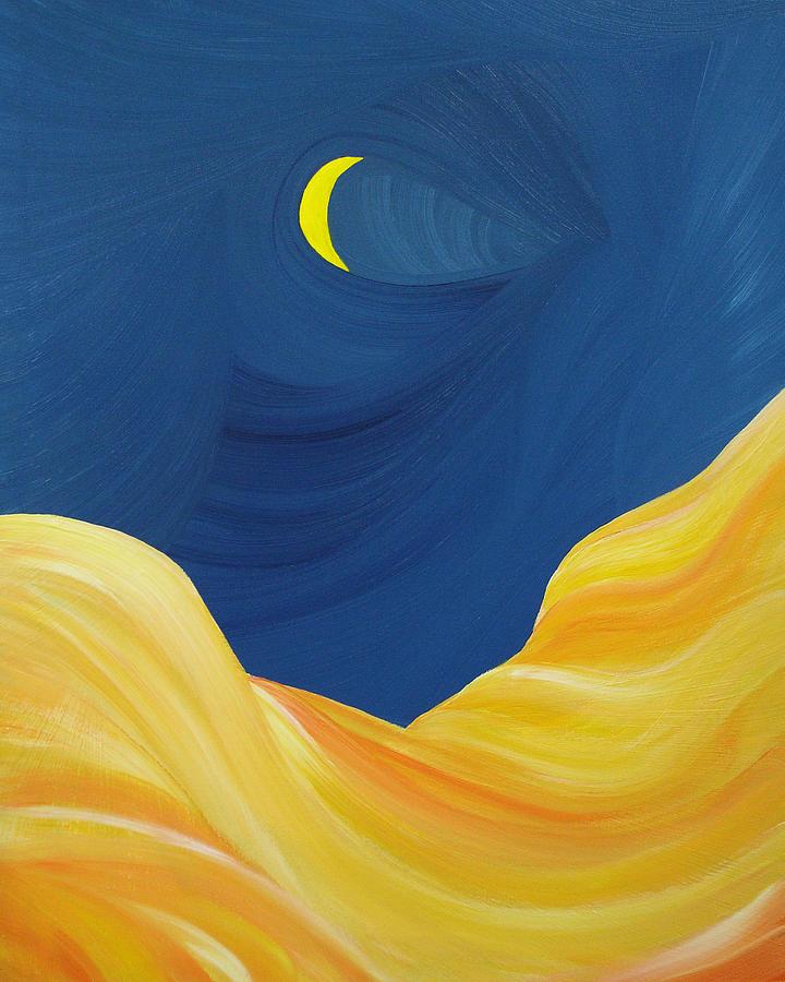 Lunascape Painting