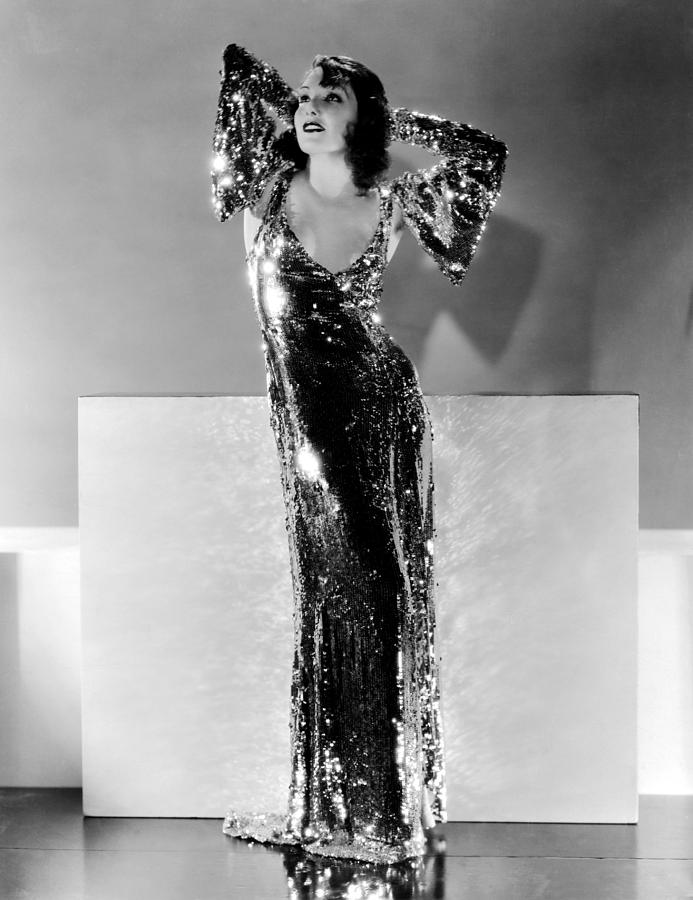 1930s Fashion Photograph - Lupe Velez, Ca. Early 1930s by Everett