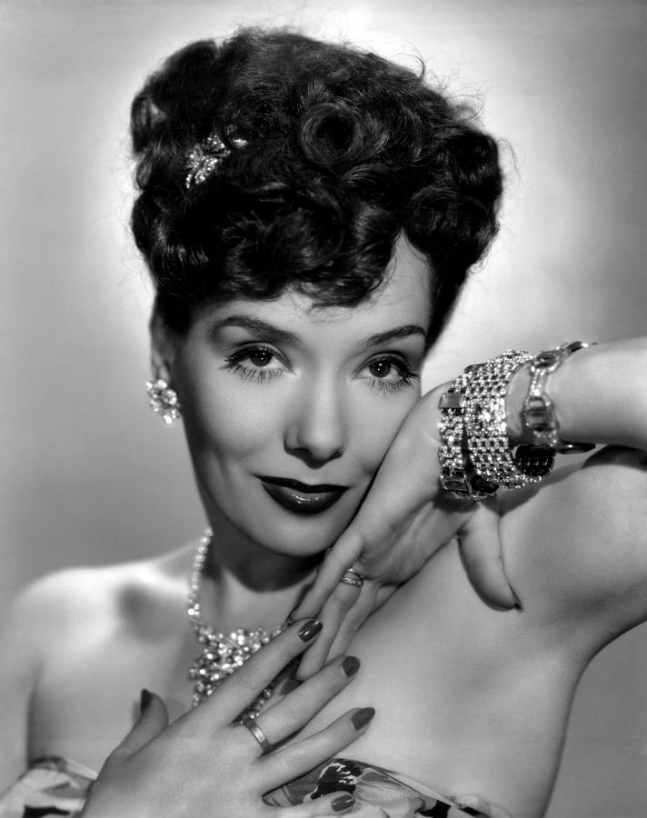 1940s Portraits Photograph - Lupe Velez, Universal Pictures by Everett