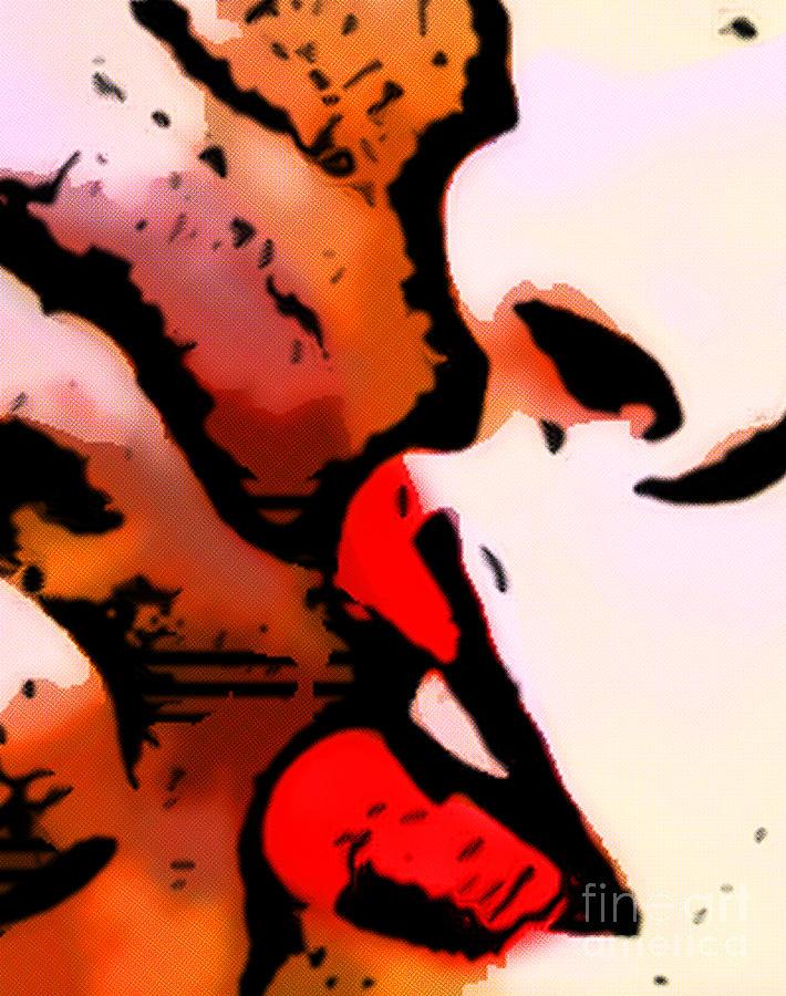 Passionate Digital Art - Lust by Rpics Rpics