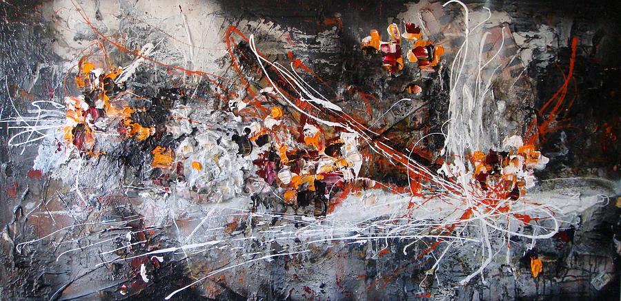 Edyth Genereux Painting - Luxueuse by Edyth  Genereux