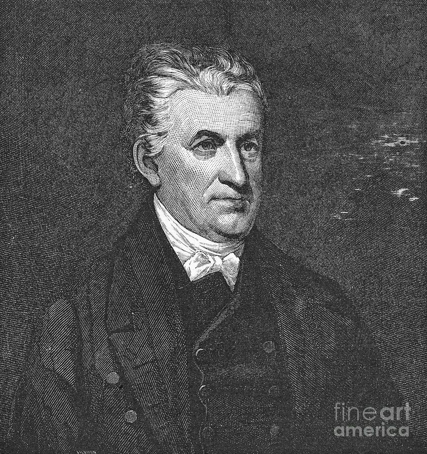 18th Century Photograph - Lyman Beecher (1775-1863) by Granger