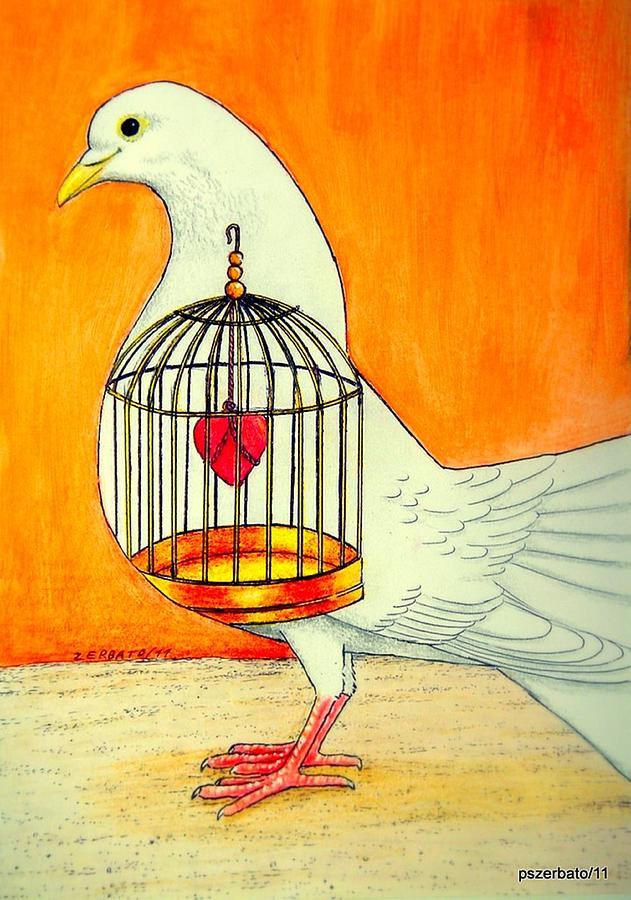 Lyricism Digital Art - Lyricism That Isnt Liberation by Paulo Zerbato