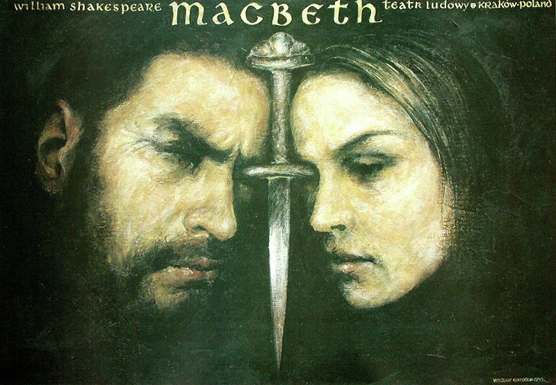 an analysis of the portrait of a murderer in macbeth a play by william shakespeare