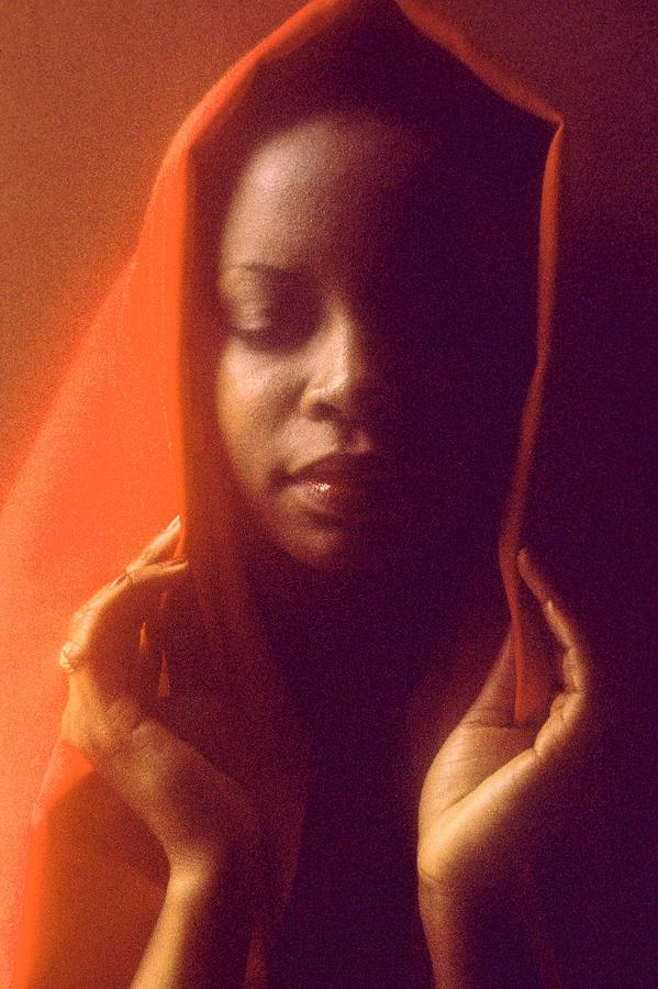 Portrait Photograph - Madonna by Stuart Brown