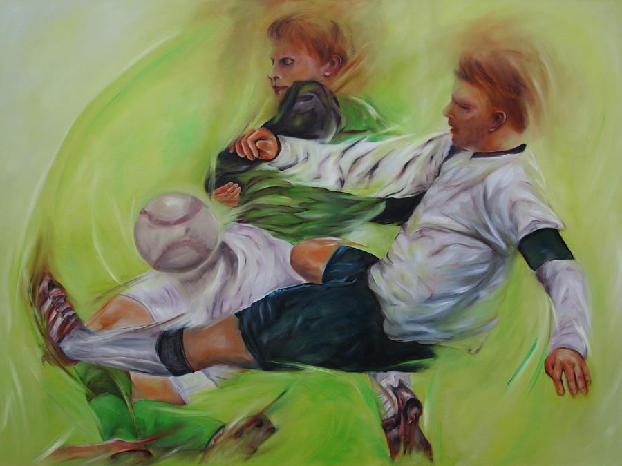 Magical World of Soccer by Harri Spietz
