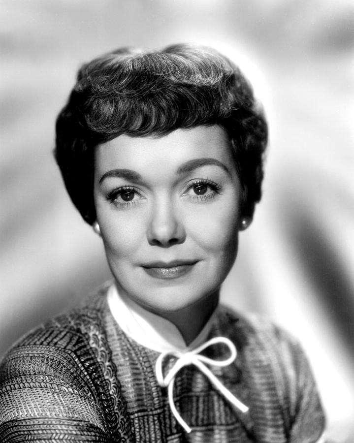 1940s Portraits Photograph - Magnificent Obsession, Jane Wyman, 1954 by Everett