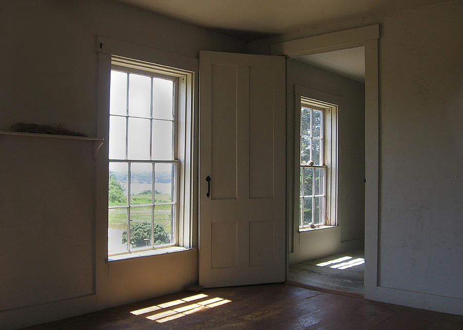 Interior Photograph - Maine House II by J R Baldini M Photog Cr