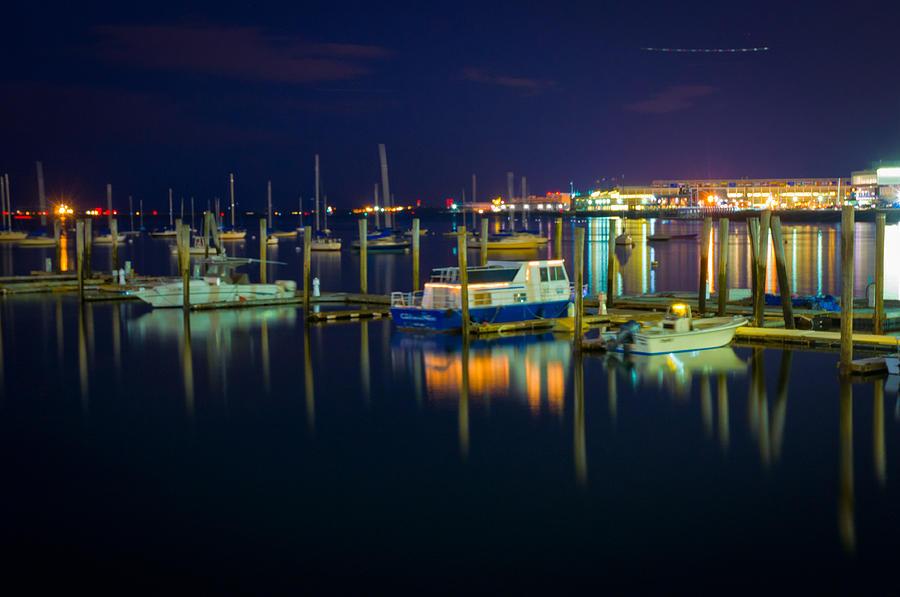Boston Photograph - Majestic Boats by Erica McLellan