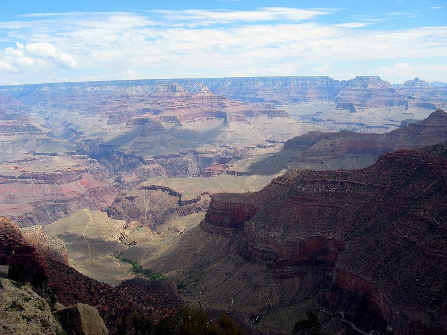 Grand Canyon Photograph - Majestic Grand Canyon by Mitch Hino