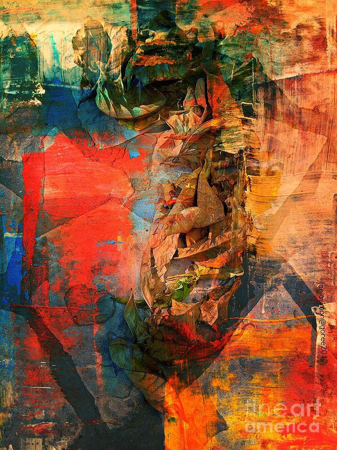 Shots Digital Art - Malaria by Fania Simon