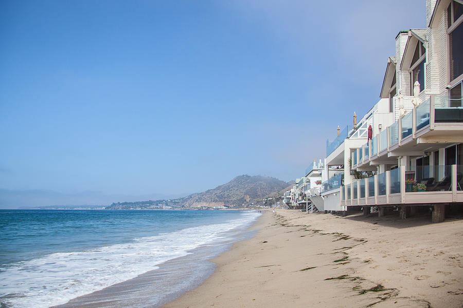 Malibu Beach Photograph By Ralf Kaiser