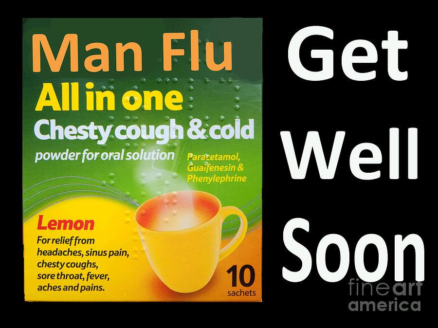 Man Flu Sympathy Photograph By Rob Hawkins