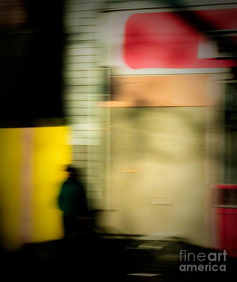 Man Photograph - Man In The Shadows by Emilio Lovisa