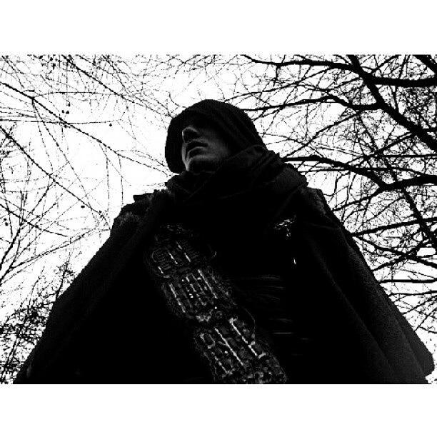 Sith Photograph - #man #movie #cape #sci-fi #tree by Torbjorn Schei
