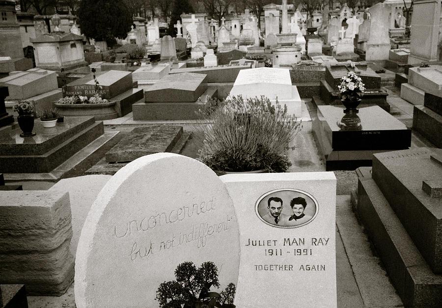 Man Ray Photograph - Man Ray by Shaun Higson