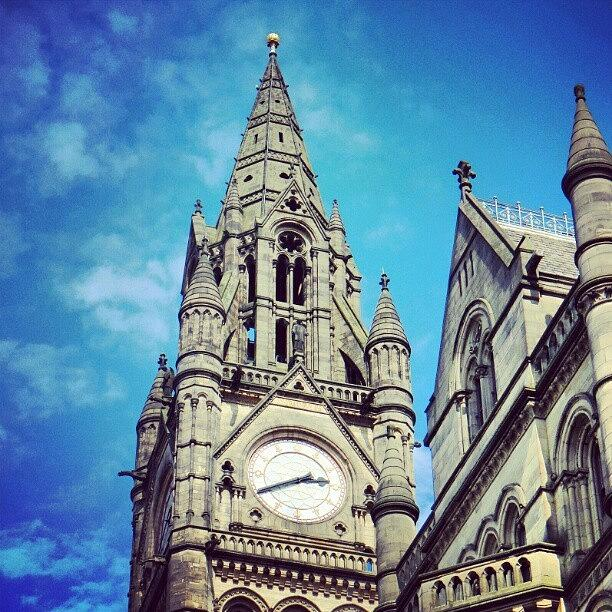 City Photograph - #manchester #buildings #classic by Abdelrahman Alawwad