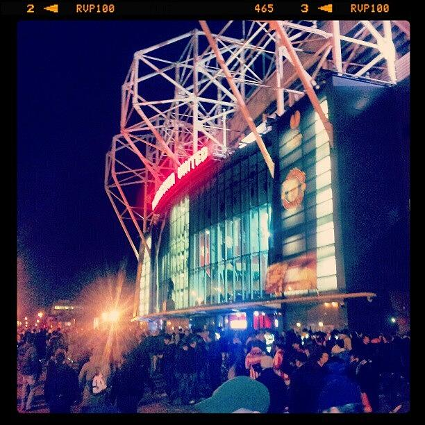 Cl Photograph - #manchester #manchesterunited by Abdelrahman Alawwad